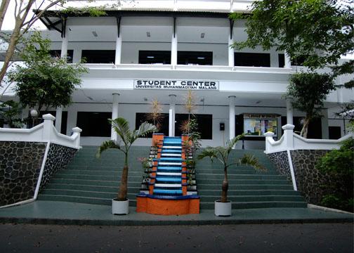 Gedung Student Center
